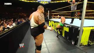 WWE NXT - 01.02.2011 - Ted DiBiase vs Brodus Clay