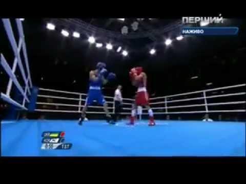 Олимпиада в лондоне 2012 Ломаченко (Ukraine) vs Han (Korea) Final