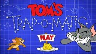 Matiç O Cartoon Network Oyunları: Tom Ve Jerry - Tom'un Trap - -