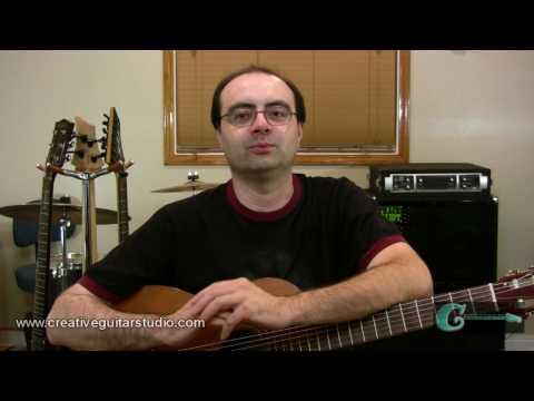 RHYTHM GUITAR: Variations of the 16-Bar Blues