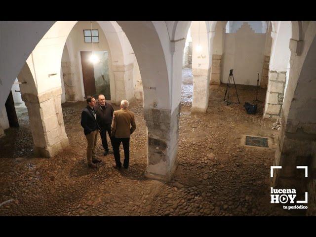 VÍDEO: Te invitamos a conocer La Tercia, el céntrico edificio histórico adquirido por el ayuntamiento por expropiación forzosa
