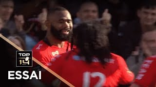 TOP 14 - Essai Semi RADRADRA 1 (RCT) - Toulon - Bordeaux-Bègles - J16 - Saison 2017/2018