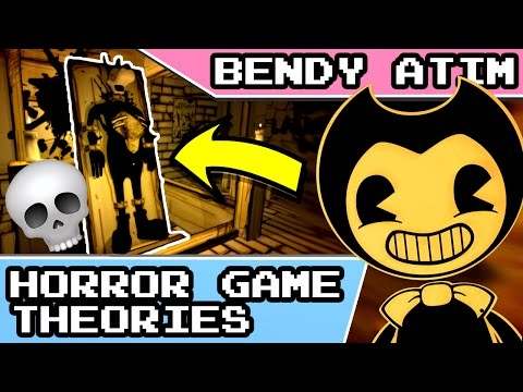 Bendy and the Ink Machine Conspiracy Theories: How did Boris the Wolf Die?  ProdCharles