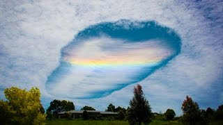 Freaky Hole in The Sky Freaks Everyone Out!