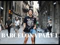 TRAVEL VLOG EP   22   BARCELONA PANAS MEMBARA     Jovi Hunter