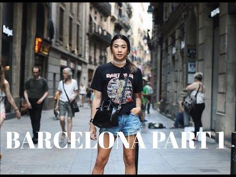 TRAVEL VLOG EP : 22 - BARCELONA PANAS MEMBARA  || Jovi Hunter