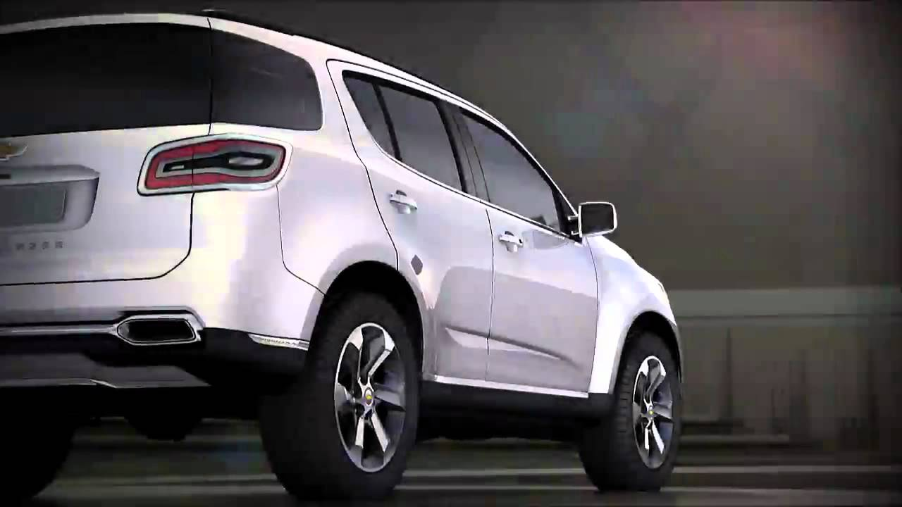 Nova Chevrolet Blazer 2013 - YouTube
