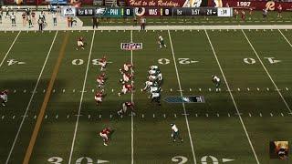 Madden NFL 19 Week 17 - Philadelphia Eagles vs Washington Redskins - CPU SIM Full Game PS4 PRO - HD