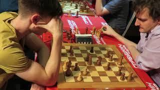 2019-09-08 GM Dubov - GM Grachev Moscow Chess Blitz