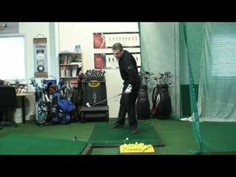 Best Downswing Weightshift; #1 Most Popular Teacher On You Tube Shawn Clement