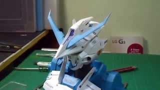 Gundam Astray Blue Frame second revise papercraft  ver.[Ette] #1