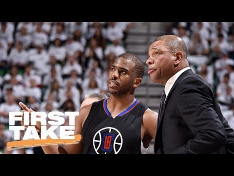 Thumbnail: Is Chris Paul A Fraud? | First Take | June 27, 2017