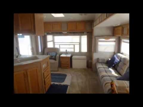 2003 Forest River Wildcat 5th Wheel In Winston Or Youtube