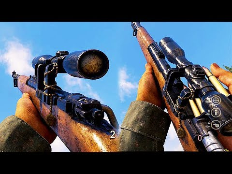 Call of Duty: WW2 - All Weapon RELOAD ANIMATIONS, SOUNDS & INSPECT ELEMENTS (1080p 60fps)