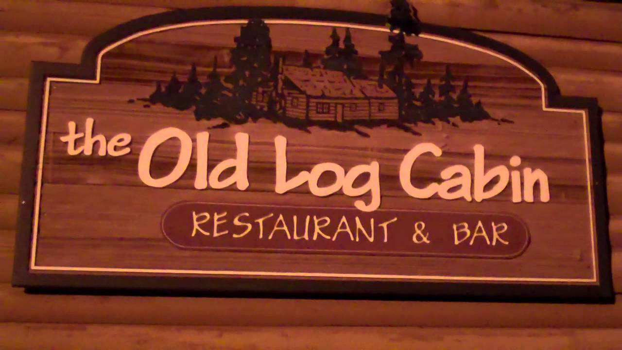 The Old Log Cabin Forest Lake Mn