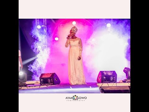 SHOLA ALLYSON AWESOME WORSHIP AT 70YEARS CCC CONCERT 2017