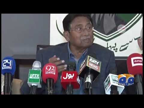 Pakistan's environment is favourable for my return: Musharra