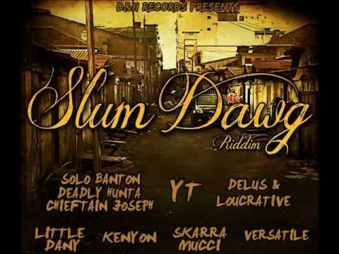 SLUM DAWG RIDDIM MIX - D&H Records 2012 - FREE DOWNLOAD