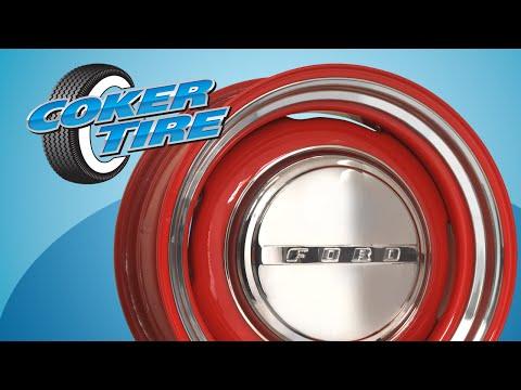 Hot Rod Steel Wheels
