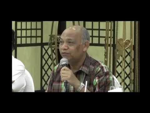 Media Roundtable Discussion on the Bangsamoro Basic Law ( 022115)
