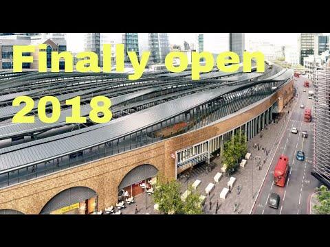 New London Bridge station New Concourse finally opens