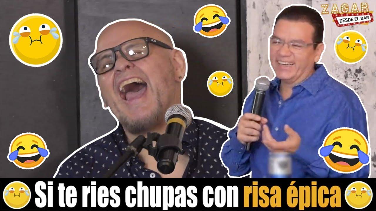 José Luis Zagar - Si te ries chupas con Arturo Rodriguez