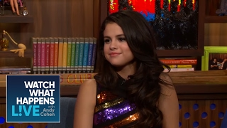 Selena Gomez on Why Chloe Grace Moretz and Brooklyn Beckham Broke Up - WWHL