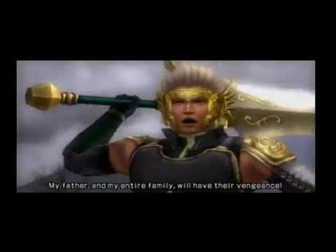Dynasty Warriors 6: Special - Ma Chao Musou Mode 1 - Battle of Tong Gate