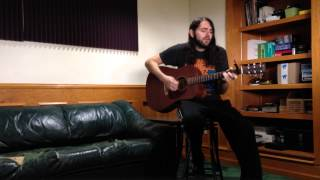 Michael Zucker - Band of Horses acoustic cover - No One