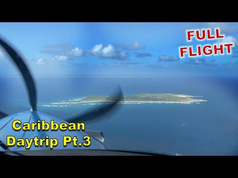 (FULL FLIGHT) Day In The Life Of A PC-12 Pilot. - Part 3 - GOPRO | Flight Vlog | ATC AUDIO