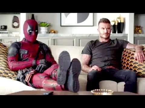 DEADPOOL 2 'Deadpool Meets David Beckham' Clip (2018) Ryan Reynolds Marvel Movie HD