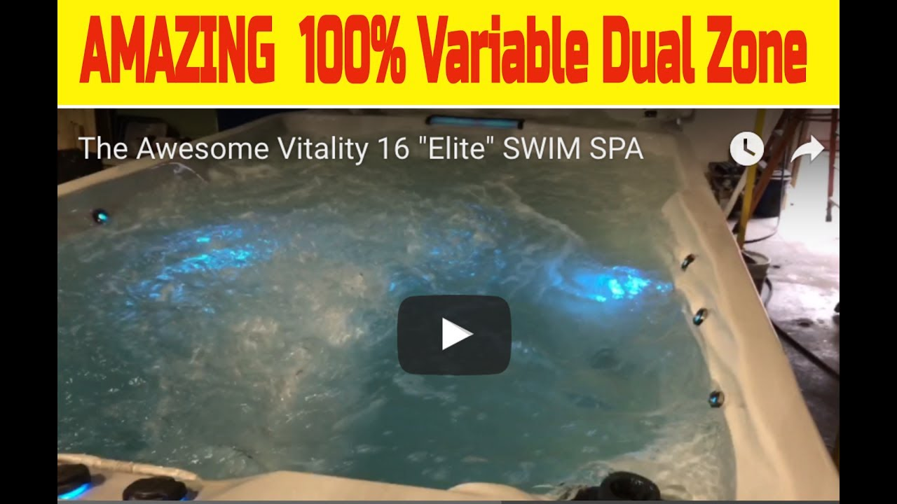 Jacuzzi Pool Youtube The Awesome Vitality 16