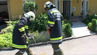 Informationen über Erdgas für Einsatzkräfte