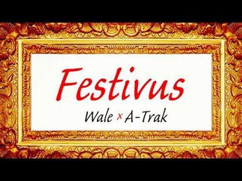 Wale - Blood Money 3.5 ft. A$AP Ferg (Festivus)