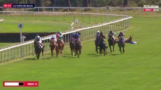 Vidéo de la course PMU PRIX DE L'HIPPODROME DE ROYAN-LA-PALMYRE