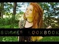 GROOVY BOHEMIAN HIPPIE SUMMER LOOKBOOK