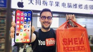 Fabriquer son propre iPhone ici, c'est possible !