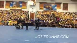 Josie Dunne - LTHS All School Assembly 2015