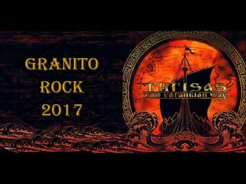 TURISAS GRANITO ROCK 2017 (Villalba, 22/7/2017)