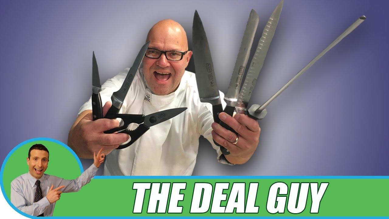 Black Friday Kitchen Knife Deals