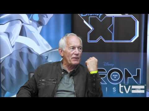 Lance Henriksen Interview: TRON: Uprising (Disney XD)