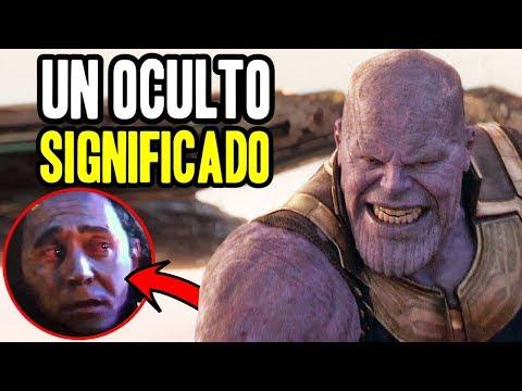 Imperdibles NUEVOS secretos de Infinity War y conexiones Avengers 4