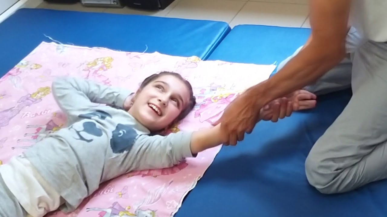 Спастический тетрапарез ДЦП cerebral palsy