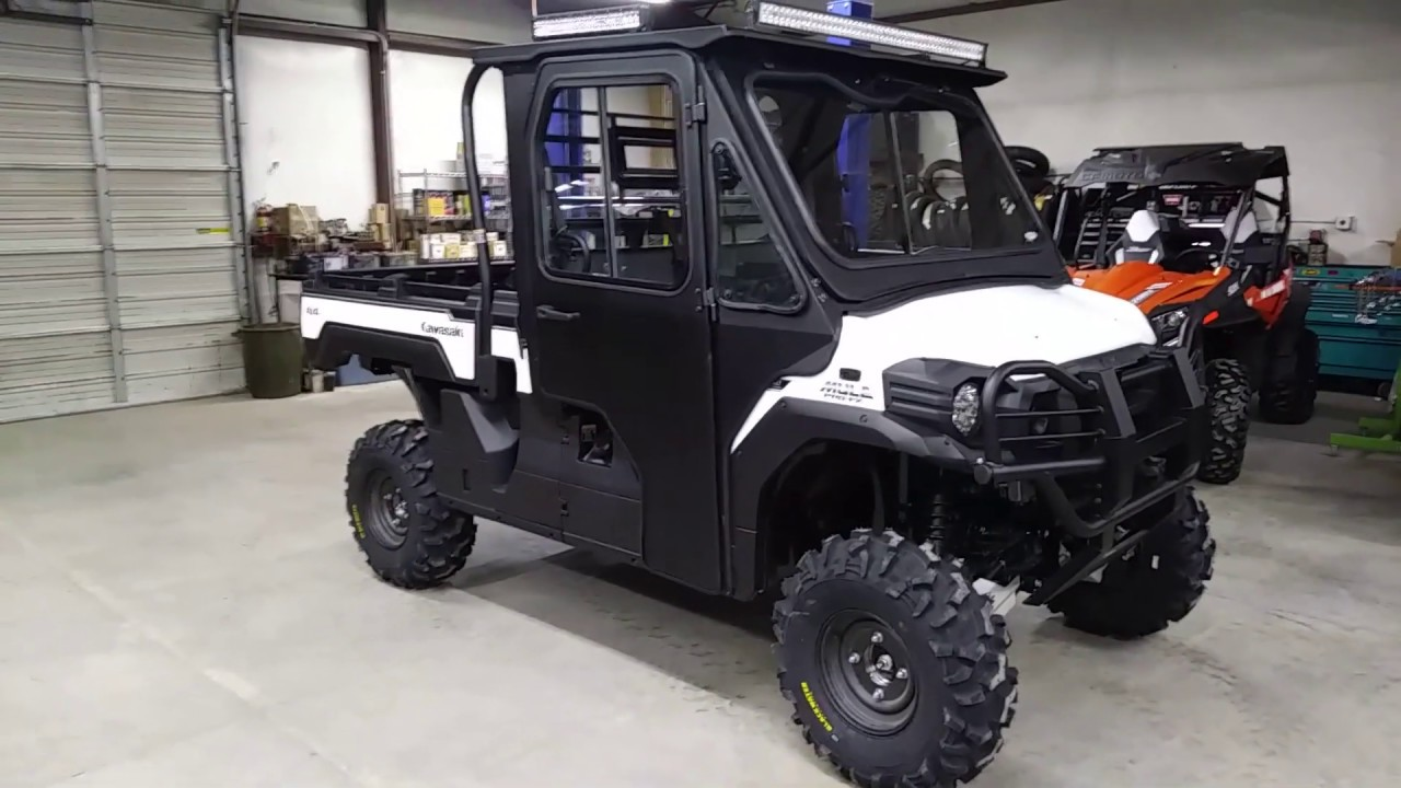 Kawasaki Mule Pro Fx By Hester S Lifted Cab Heater