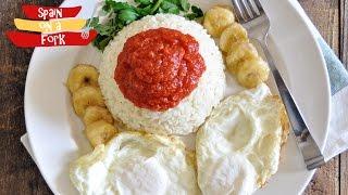 Cuban Style Rice - Arroz a la Cubana