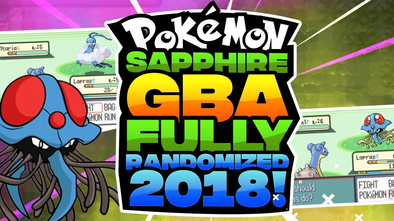 pokemon sapphire download gba pc
