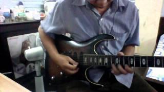 Gõ Cửa Trái Tim - Guitar playing