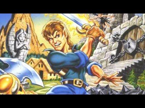 CGRundertow LANDSTALKER for Sega Genesis Video Game Review