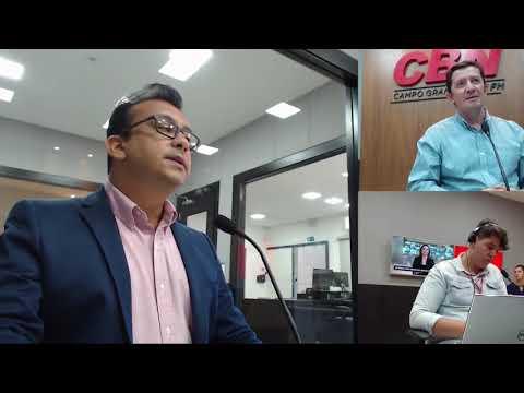 Entrevista CBN Campo Grande: Professor Fábio Júlio, diretor da Uniderp Agrárias