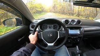 2018 Suzuki Vitara 1.6l Allgrip 4wd Glx Pov Test Drive